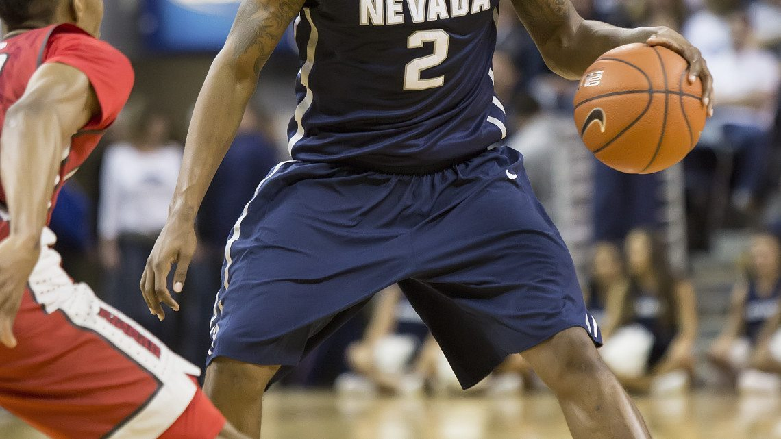 Photo courtesy of John Byrne/Nevada Athletics